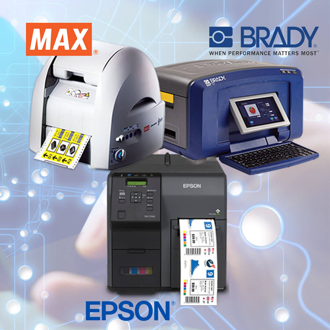 Safety Label Printing Solutions