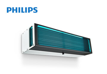 UV-C Disinfection Upper Air Wall Mounted