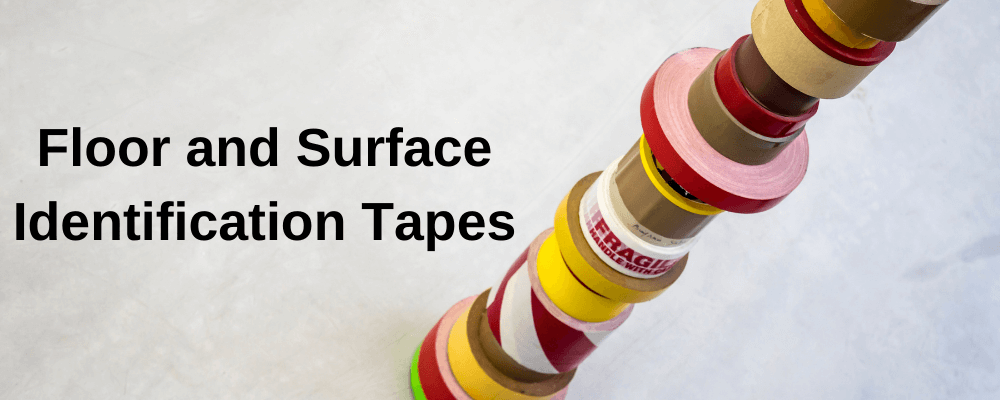 Floor and Surface Identification Tapes (1)