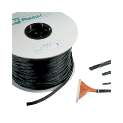 Braided expandable open sleeving