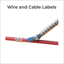Wire and Cable Labels